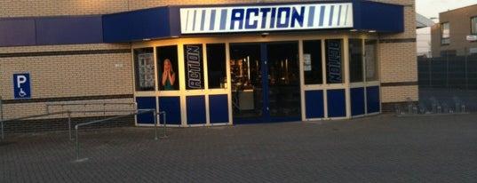 Action Lisse is one of Alle Nederlandse Action vestigingen.