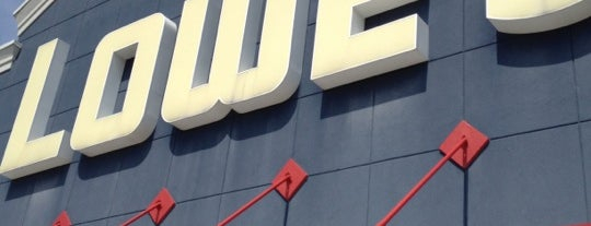Lowe's is one of Lieux qui ont plu à SooFab.