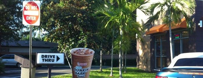 Dunkin' is one of Tempat yang Disukai LiquidRadar.