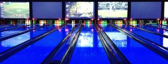 Bowlmor Orange County is one of Eat, drink & be merry.