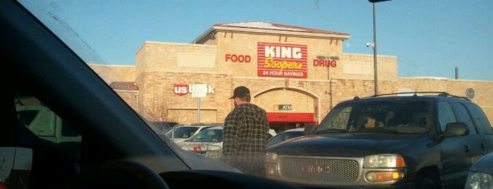 King Soopers is one of Lieux qui ont plu à Alan.