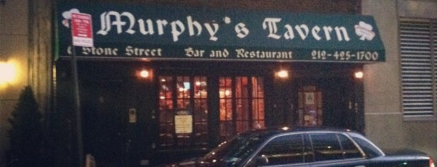 Murphy's Tavern is one of USA NYC MAN FiDi.
