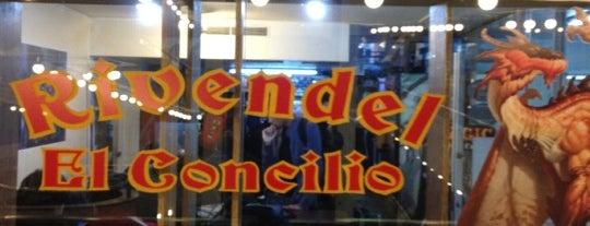 Rivendel El Concilio is one of Geek Santiago.