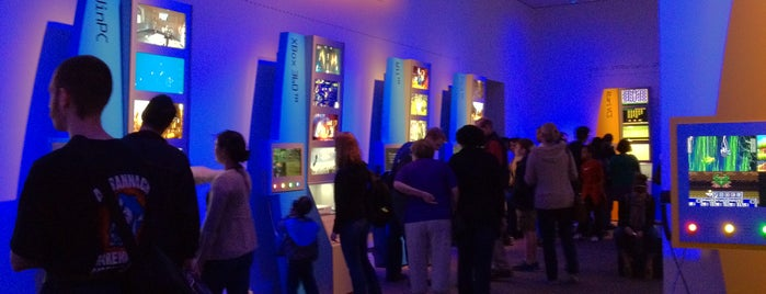 Smithsonian American Art Museum is one of Videogames Museum.
