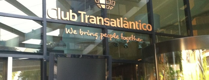 Club Transatlântico is one of Rebecca : понравившиеся места.