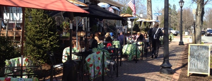 Nine Street Kitchen is one of Visit Roswell, GA.