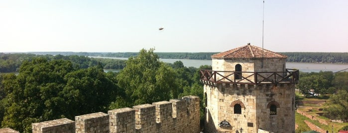 Beogradska tvrđava  | Kalemegdan is one of Belgrade.