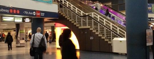ペンシルベニア駅 is one of USA Trip 2013 - New York.