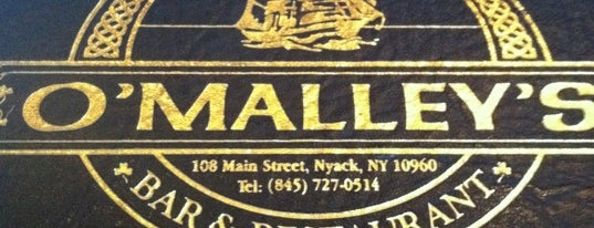 O'Malley's is one of Hudson Valley.