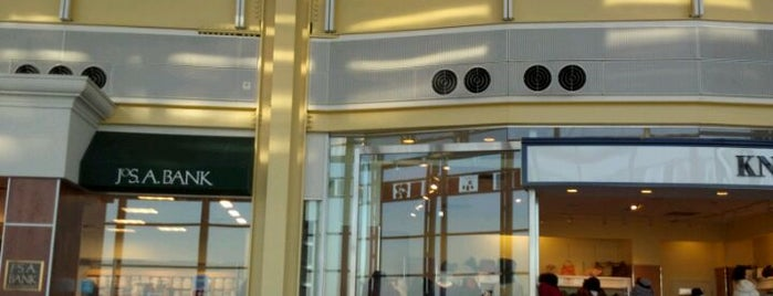 Terminal B is one of Lucy: сохраненные места.