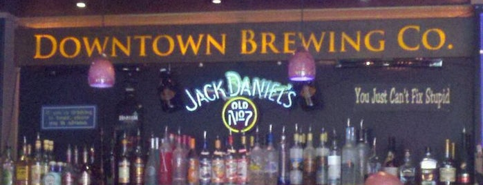 Downtown Brewing Co. is one of Breweries - Southern CA.
