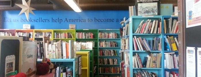 Open Books is one of CHItown.
