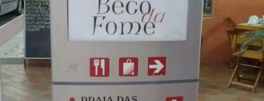 Beco da Fome is one of Lugares saudosos.