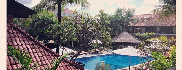 Legian Paradiso Hotel is one of DENPASAR - BALI.