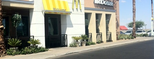 McDonald's is one of Stephanie 님이 좋아한 장소.