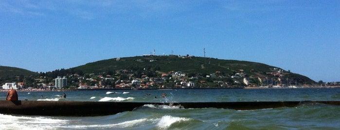 Playa de Piriápolis is one of Ani 님이 좋아한 장소.