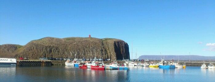 Stykkishólmur is one of Island - nutno vidět.. ;).