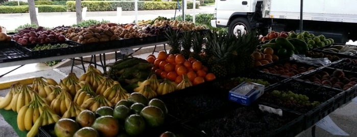 Wilton Manors Green Market is one of Top 10 favorites places in Fort Lauderdale, FL.