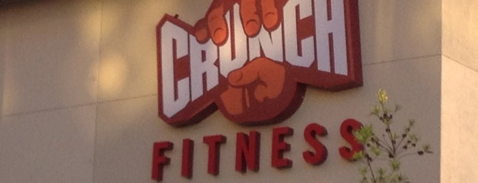 Crunch - San Mateo is one of Tom's Liked Places.
