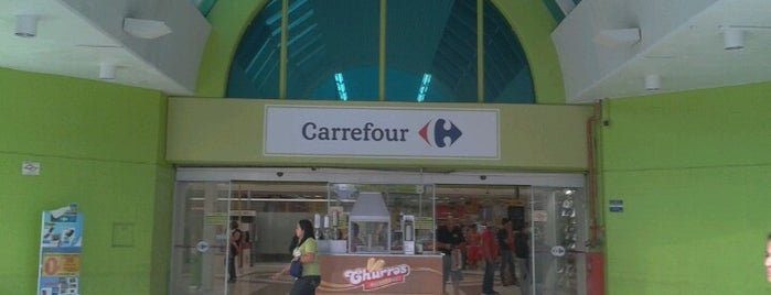 Carrefour is one of Gift Shops.