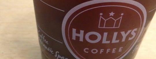 HOLLYS COFFEE is one of HOLLYS COFFEE (할리스).