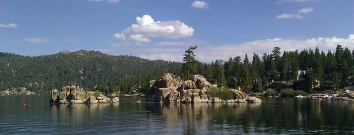 Big Bear Lake, Boulder Bay is one of Danielle : понравившиеся места.