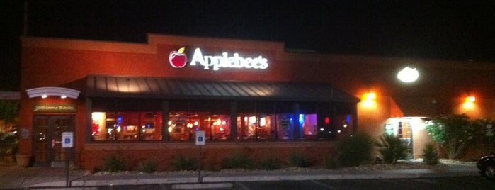Applebee's Grill + Bar is one of Ms. Glow/Ms. Glows Kitchen : понравившиеся места.