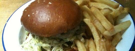 Hoboken is one of Burger.