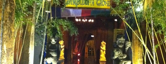 Bambuddha is one of when in ibiza.