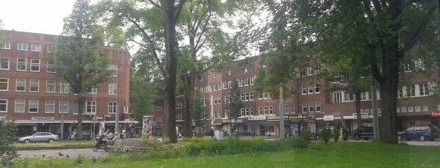 Hoofddorpplein is one of AMSTERDAM.