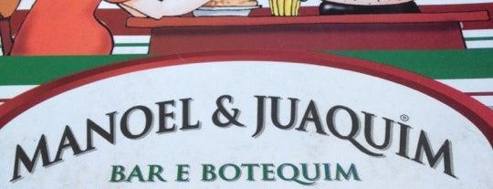 Manoel & Juaquim is one of Locais curtidos por Fernanda.