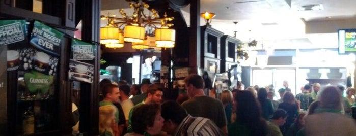 Fado Irish Pub is one of Happy hour.
