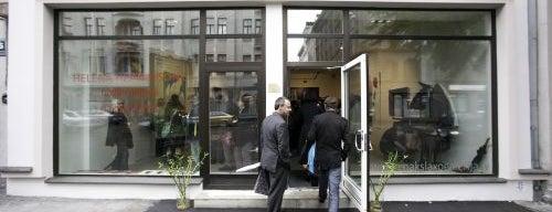 Maksla XO is one of Art Galleries & Art Museums in Riga.