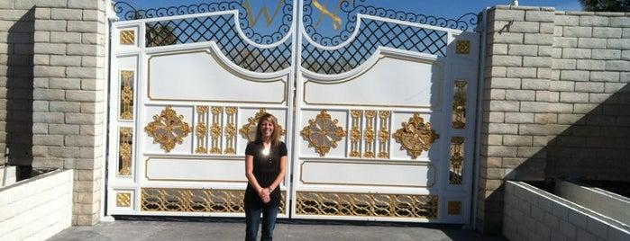 Casa de Shenandoah is one of Vegas.