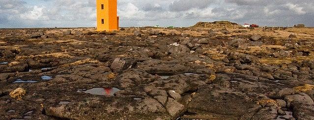 Stafnesviti is one of ICELAND / Reykjanes Peninsula.