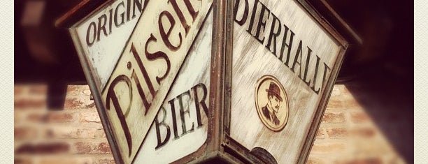 Pilsener Haus & Biergarten is one of New Jersey.
