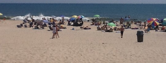Main Beach is one of Southampton.
