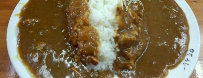 印度カレー 中栄 is one of カレー2.