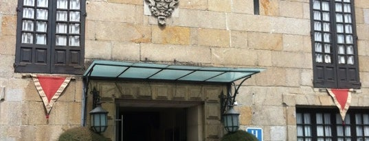 Parador Pontevedra is one of gallizioさんのお気に入りスポット.
