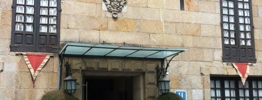 Parador Pontevedra is one of gallizio 님이 좋아한 장소.