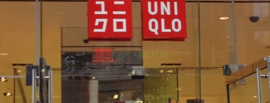 UNIQLO is one of Flatiron/Chelsea.