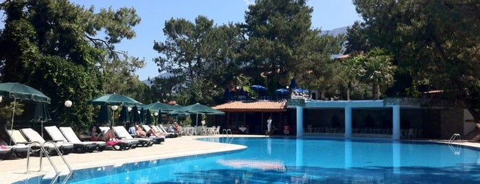 Montana Pine Resort is one of Fethiye ♡ Ölüdeniz.