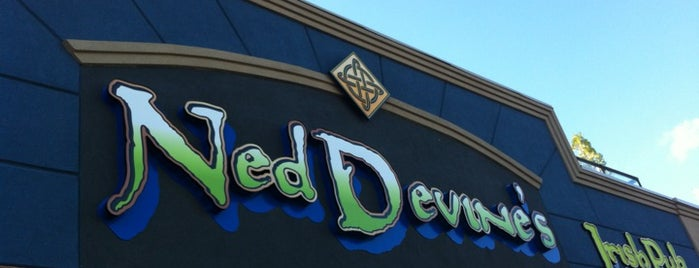 Ned Devine's Irish Pub is one of FAB Concepts Pub Chain.