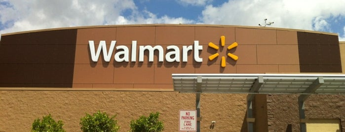 Walmart Supercenter is one of Miami - 2016.
