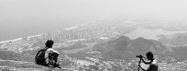 Pedra Bonita is one of Rio de Janeiro's best places ever #4sqCities.