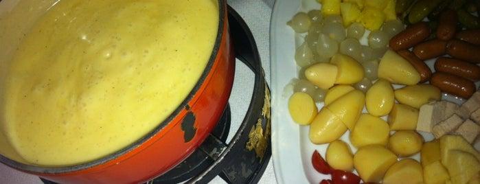 La Fondue De Tell is one of comida extranjera.