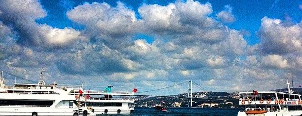 Beşiktaş - Üsküdar Vapuru is one of Havvanur 님이 좋아한 장소.