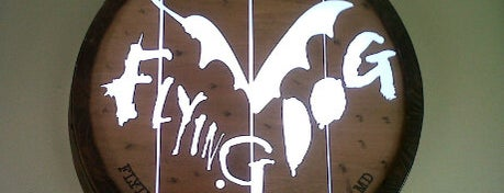 Flying Dog Brewery is one of Breweries.