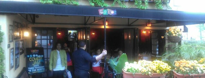 Sabor Latin Bistro is one of Restaurants.