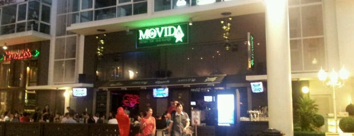 MOVIDA - Kitchen.Bar.Club Lounge is one of Petaling Jaya.